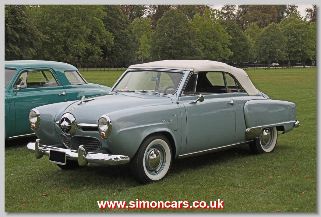 Simon Cars  Studebaker Champion