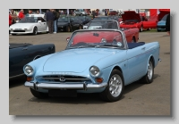 Sunbeam Tiger Series I front 1965bx