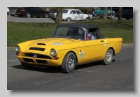 Sunbeam Tiger Series I front 1965y