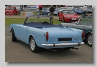 Sunbeam Tiger Series I rear 1965b