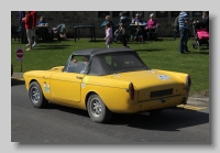 Sunbeam Tiger Series I rear 1965y