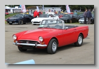 Sunbeam Tiger Series IA front 1966