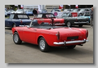 Sunbeam Tiger Series IA rear 1966