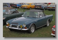 Sunbeam Tiger Series II frontc