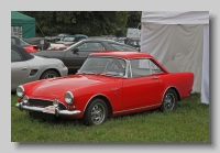 Sunbeam Tiger Series II fronth