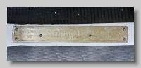 aa_Sunbeam 24-60 1923 Landaulet plate