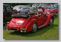 Sunbeam-Talbot 10 rear Tourer