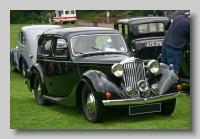 Sunbeam-Talbot Ten 1939 front