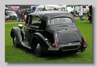 Sunbeam-Talbot Ten 1939 rear