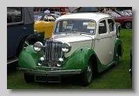 Sunbeam-Talbot Ten front