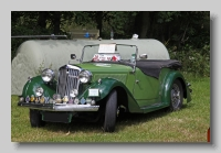 dTalbot Ten 1936 tourer front
