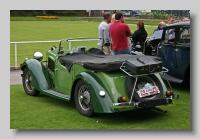 dTalbot Ten 1936 tourer rear