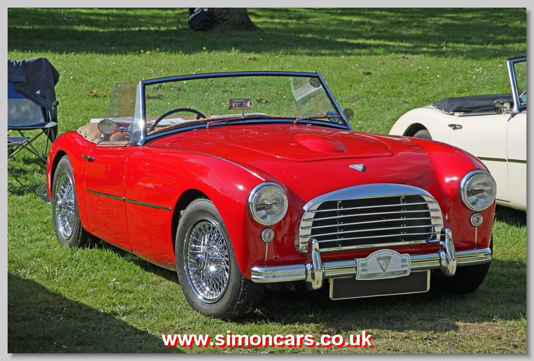 Simon Cars - Swallow Doretti - British Classic Cars, Historic ...