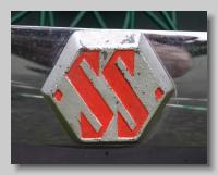 aa_SS 1 2½litre 1934 badge