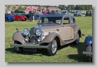 Talbot 105 1935 Special Sports Saloon front