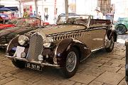 Talbot T23 Baby 1939 Cabriolet front