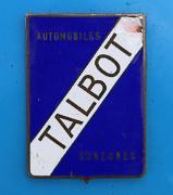 aa Talbot Lago T120 Sports 1938 badge