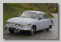 Tatra T603-3 front