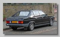 Tatra T613-3 rear