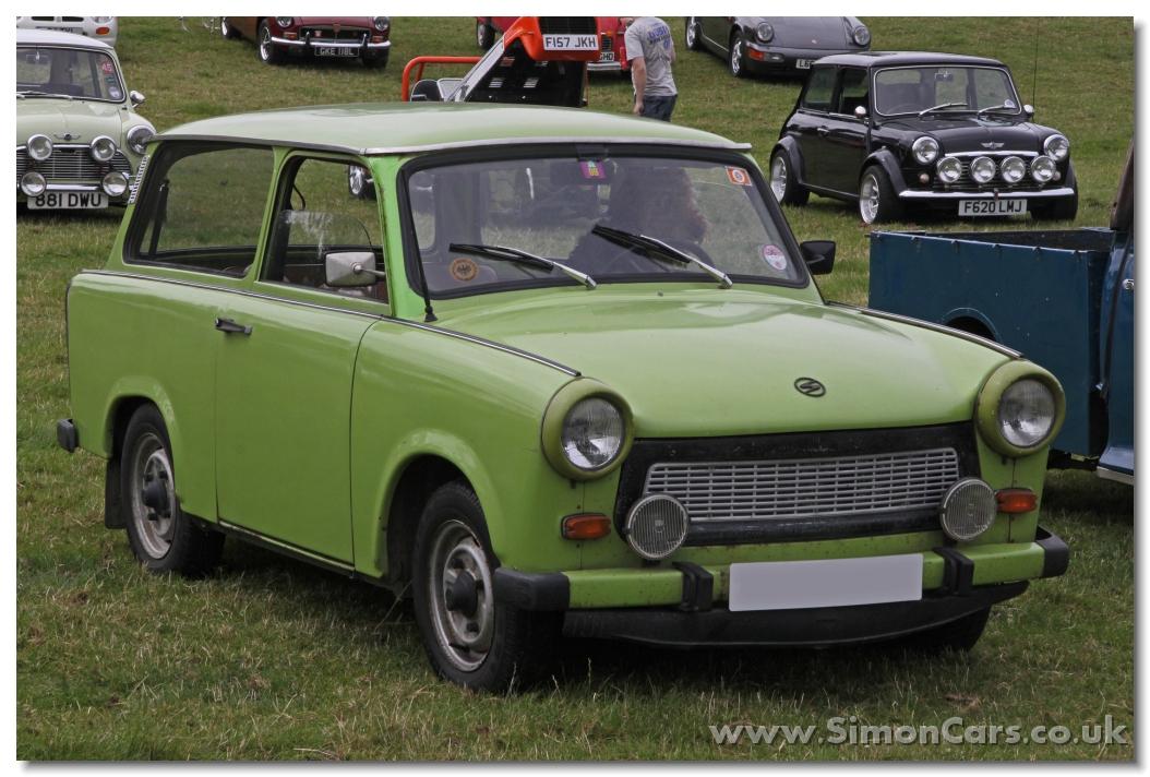 Simon Cars - Trabant 601