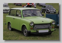 Trabant 601 Universal front