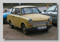 Trabant P-601 front