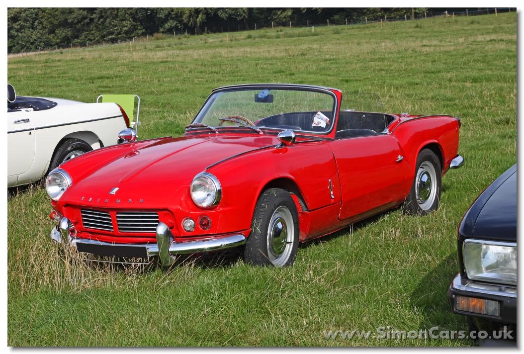 Simon Cars Triumph Spitfire
