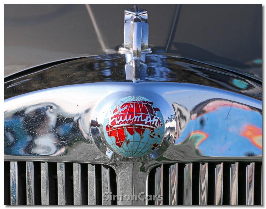 Simon Cars - Triumph Mayflower