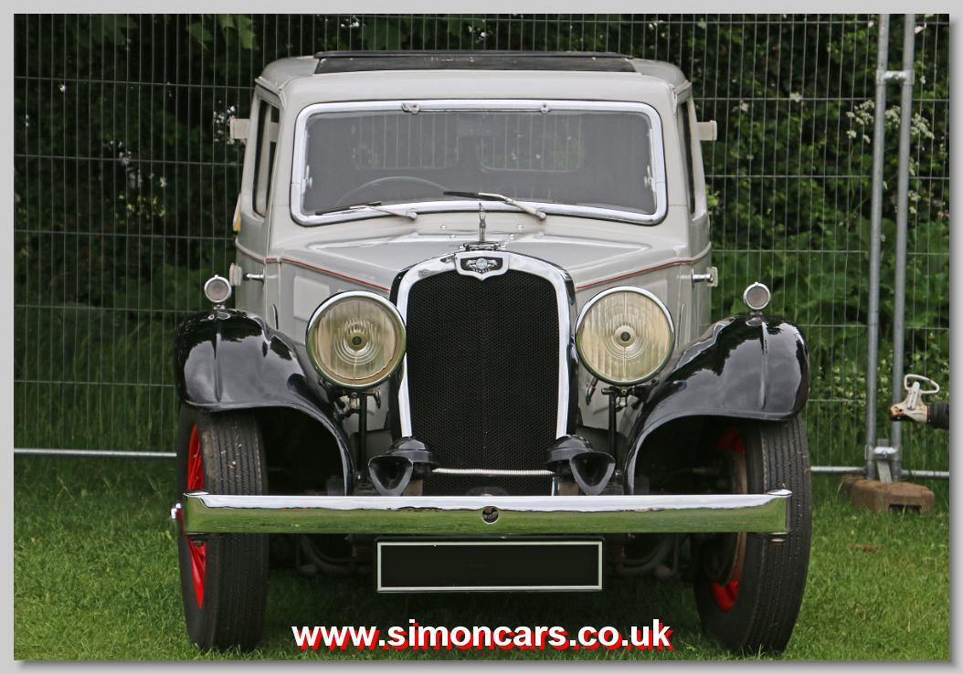 Simon Cars - Triumph Gloria - British Classic Cars, Historic ...
