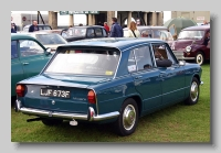 Triumph 1300SC rear