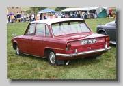 Triumph 2000 MkI rearr