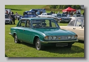 Triumph 2000 MkII, 2500 MkII