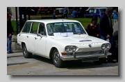 Triumph 2500 PI MkI Estate front