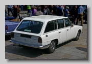 Triumph 2500 PI MkI Estate rear