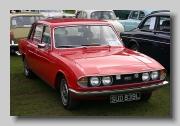 Triumph 2500 PI MkII front