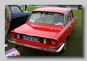 Triumph 2500 PI MkII rear