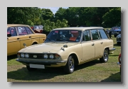 Triumph 2500 S Estate front