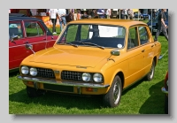 Triumph Dolomite front