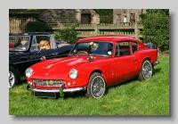 Triumph GT6 front MkI