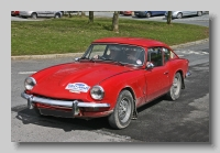 Triumph GT6 front MkII Rally