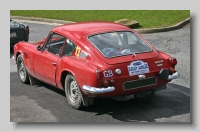 Triumph GT6 rear Mk2 Rally