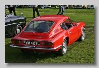 Triumph GT6 rear Mk3