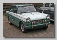 Triumph Herald 1000 car front