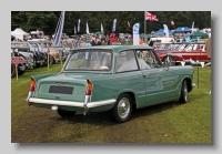 Triumph Herald 1000 car reara