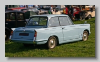 Triumph Herald 1000 car rearb