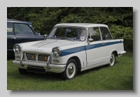 Triumph Herald 1200 1970 front