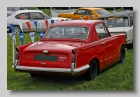 Triumph Herald 1200 Coupe rear