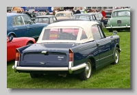 Triumph Herald 1200 convertible rearb