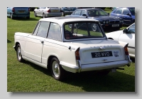 Triumph Herald 1250 rear