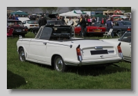 Triumph Herald 1360 Convertible rear